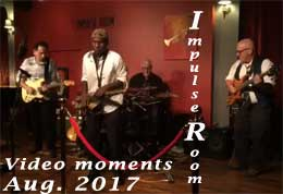 Video link to Suspects of Soul at Impluse Room, Aug. 2017